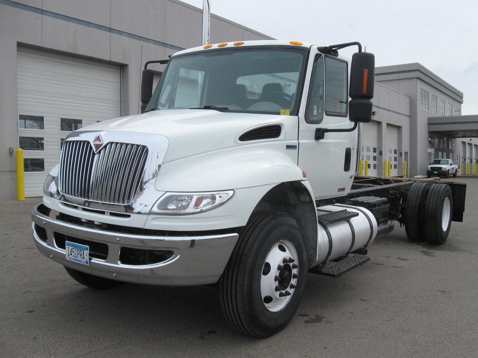 2015 International 4400 Chassis