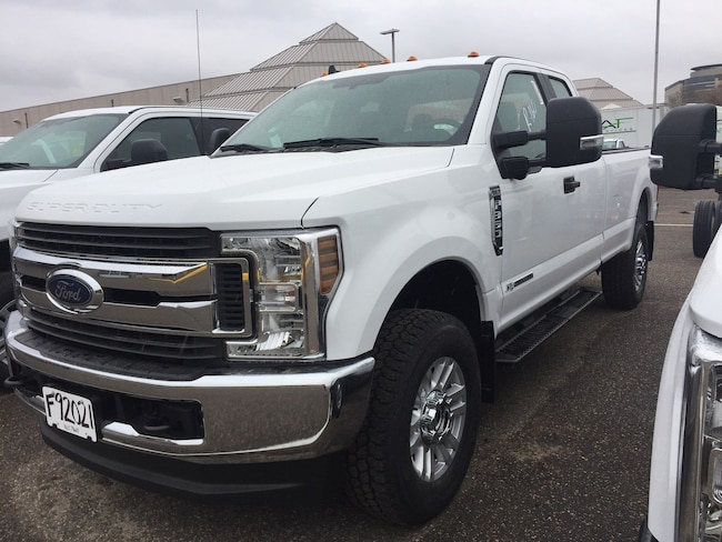 2019 Ford Super Duty F-350 SRW STX XL 4WD SuperCab 8 Box