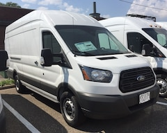 2018 Ford Transit Van 350 High Roof, Long Wheel Base T-350 148 EL Hi Rf 9500 GVWR Sliding RH Dr