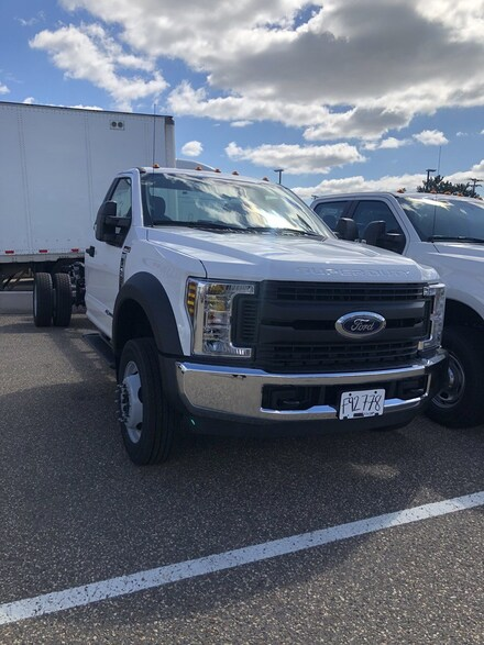 2019 Ford F-550 Truck Regular Cab