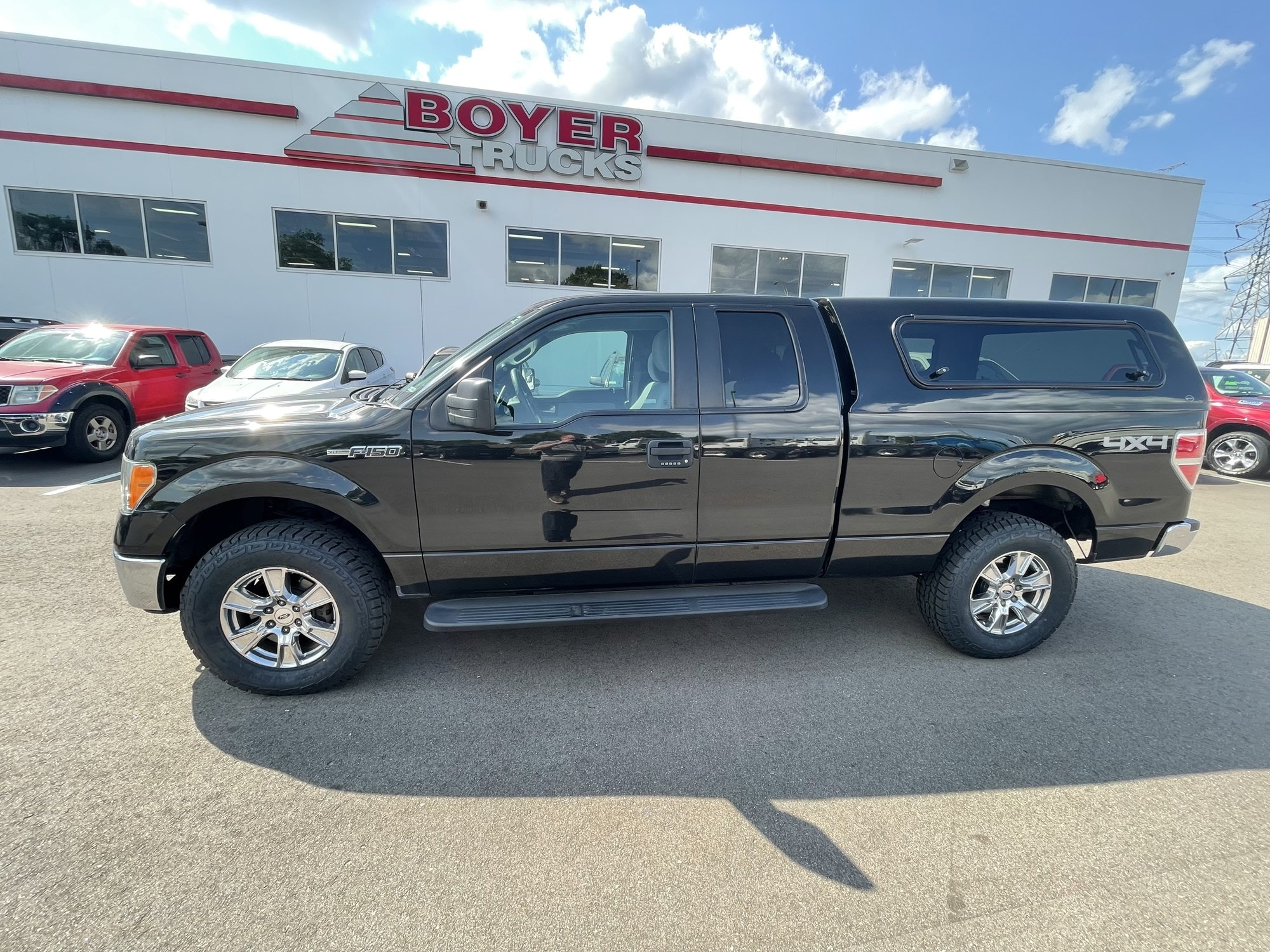 Used 2013 Ford F-150 XLT with VIN 1FTFX1EF9DKD29010 for sale in Minneapolis, Minnesota