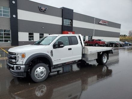 2020 Ford Chassis Cab F-550 XLT Commercial-truck