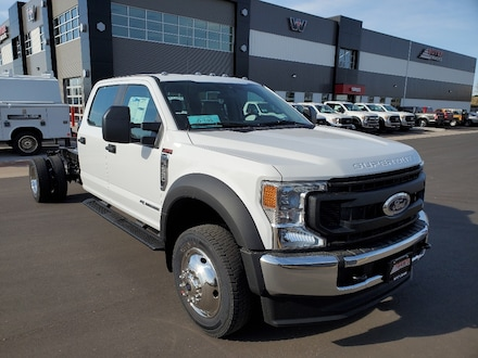 2021 Ford F550 XL CAB/CHASSIS