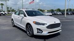 2020 Ford Fusion Titanium Sedan