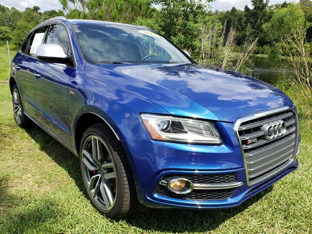 2016 Audi SQ5 3.0T Premium Plus AWD SUV