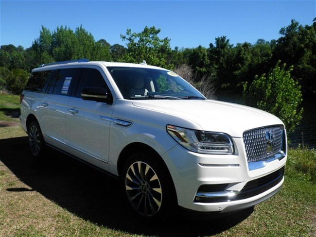 2018 Lincoln Navigator L Select SUV