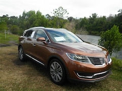 2016 Lincoln MKX LBL Black Label SUV