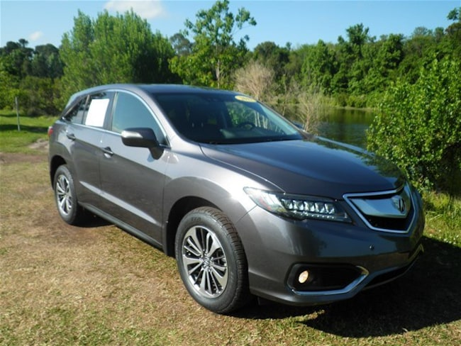 2017 Acura RDX Advance SUV