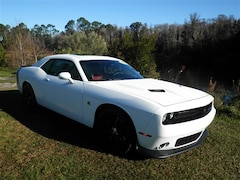 Used 2015 Dodge Challenger R/T Scat Pack Coupe