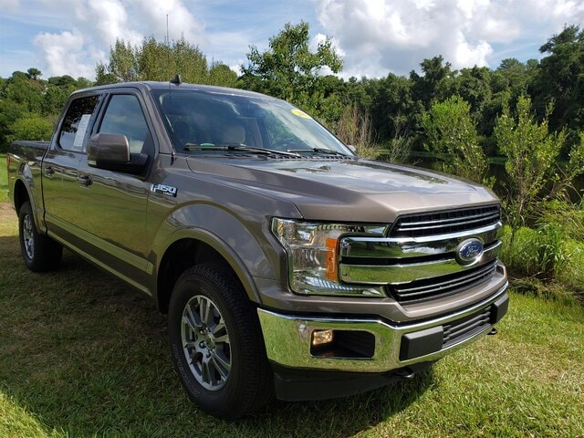2019 Ford F-150 Lariat CREW CAB SHORT BED TRUCK