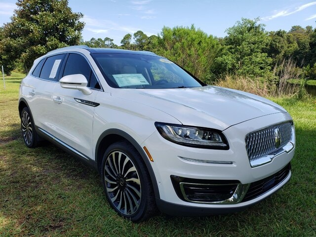2019 Lincoln Nautilus Black Label SUV