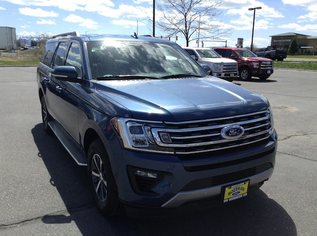 2018 Ford Expedition Max XLT 4x4 SUV XLT 4x4
