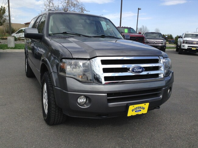 2014 Ford Expedition EL Limited 4x4 SUV 4WD  Limited