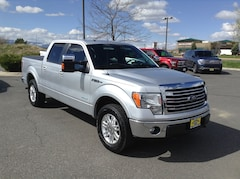 2013 Ford F-150 4X4 Truck 4WD SuperCrew 145 Lariat