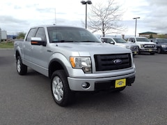 2010 Ford F-150 FX4 4X4 Truck 4WD SuperCrew 145 FX4