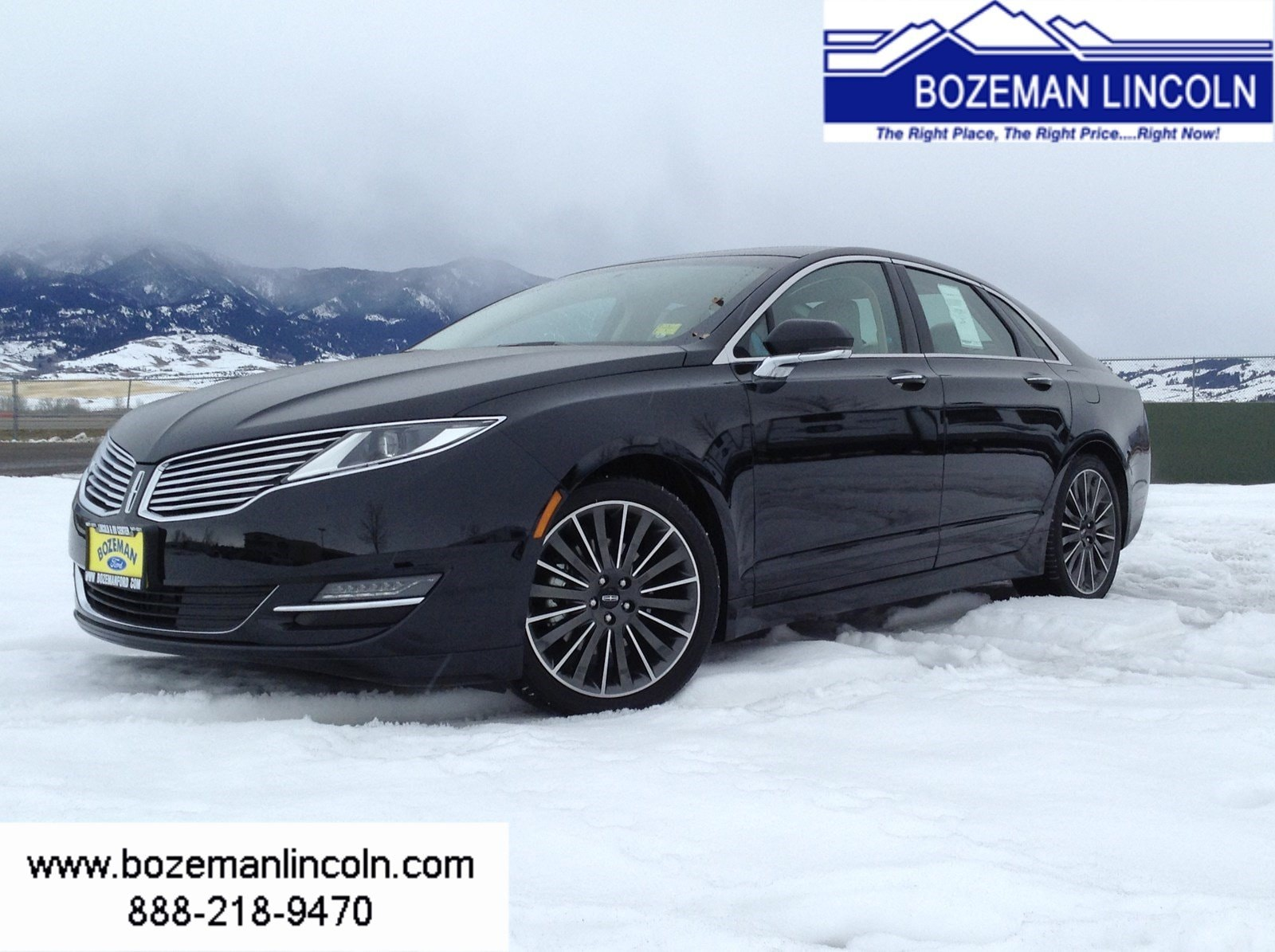 2016 Lincoln MKZ Reserve Car