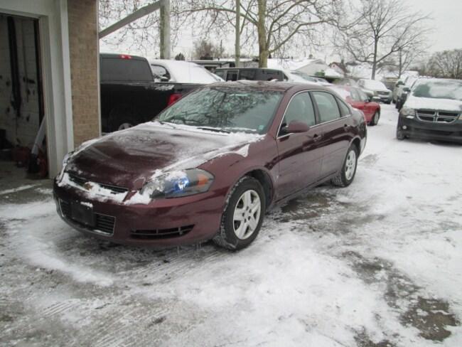 2007 Chevrolet Impala LS Sedan