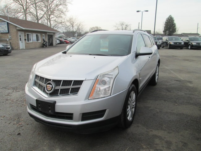 2010 CADILLAC SRX 18 month limited warranty SUV