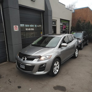 2011 Mazda CX-7 GT AWD, REVERSE CAM, LEATHER, ROOF!!