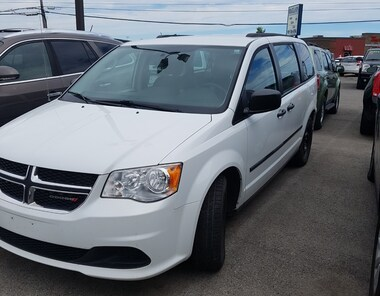 2014 Dodge Grand Caravan SE GREAT CAMPERS VAN Van Passenger Van