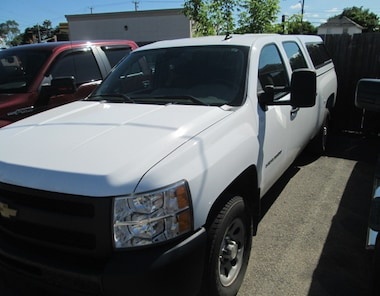 2012 Chevrolet Silverado 1500 Work Truck Truck Crew Cab