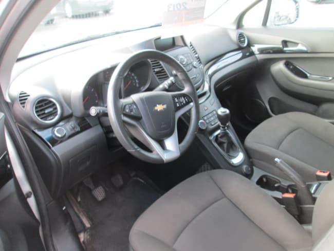 Used 2013 Chevrolet Orlando For Sale At Bracklands Auto Sales Vin
