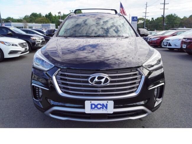 2018 Hyundai Santa Fe SE Ultimate Wagon