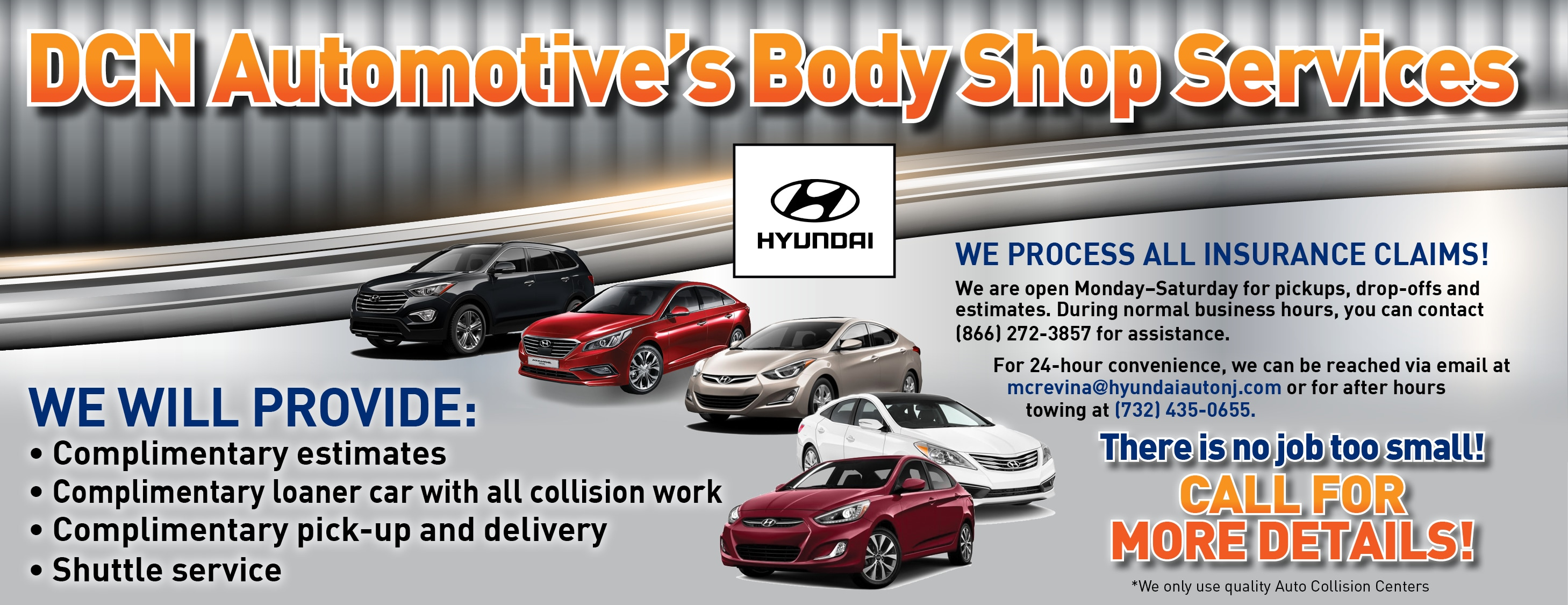 DCN Automotive Collision Services
