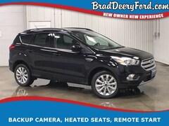 2019 Ford Escape SEL 4X4 W/ Moonroof, R.Start, B-up Camera, Htd Sea SUV
