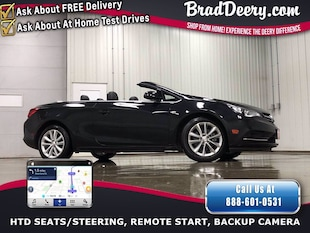 2016 Buick Cascada Premium Convertible   **1-OWNER**  w/ Htd.Leather, Convertible