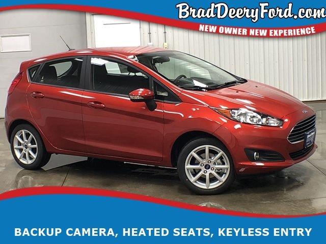 2019 Ford Fiesta SE W/ Back-up Camera, Keyless Entry and Wi-Fi Hatchback