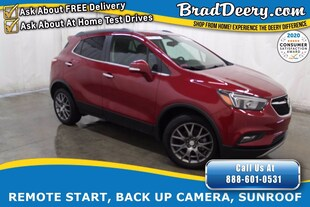 2019 Buick Encore Sport Touring AWD 1-OWNER w/  Moonroof, Remote Sta SUV