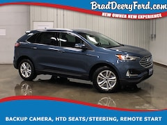 2019 Ford Edge SEL AWD, Htd Seats/Steering, Remote Start, Back-up SUV