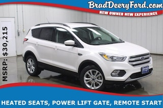 2018 Ford Escape SEL, Heated Seats, Bluetooth, Pwr. Lift Gate, Remo SUV