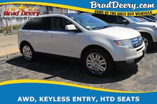 2008 Ford Edge Limited AWD w/ Dual Sunroof, Htd.Lthr Seats, Tow P SUV