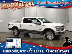 2020 Ford F-150 King Ranch SuperCrew 4X4 Truck SuperCrew Cab