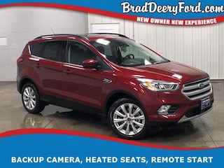 2019 Ford Escape SEL 4X4 W/ Moonroof, R.Start, B-up Camera, Htd Sea SUV