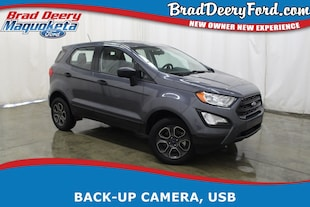 2018 Ford EcoSport S 4X4 W/ Back-up Camera and Keyless Entry SUV