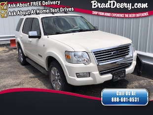 2008 Ford Explorer Limited 4X4 SUV