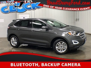2018 Ford Edge SEL AWD w/ Back-up Camera, Bluetooth, Push Button SUV