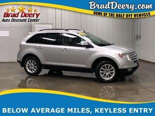 2009 Ford Edge SEL w/ Rear Park Assist & Keyless Keypad SUV