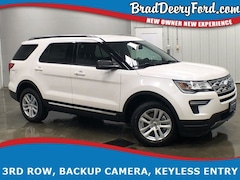 2019 Ford Explorer XLT 4X4 W/ Back-up camera and Keyless Entry SUV
