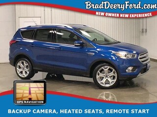 2019 Ford Escape Titanium w/ Moon Roof, Htd. Lthr. Seats, Navigatio SUV