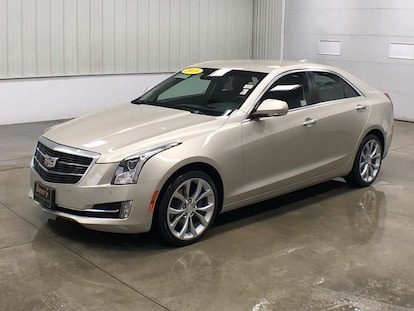 Used 2015 CADILLAC ATS For Sale at Brad Deery Ford | VIN