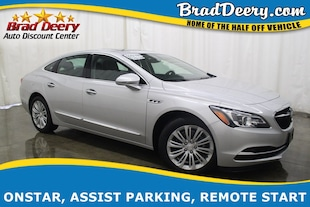 2018 Buick LaCrosse Essence w/ Pano Sunroof, Htd.Lthr Seats, R.Start, Sedan