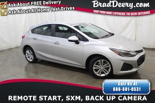 2019 Chevrolet Cruze LT Hatchback  ** 1-OWNER ** w/ Automatic, Bluetoot Hatchback