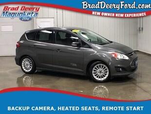 2015 Ford C-Max Energi SEL W/ Navigation, Moonroof, R.Start, B-up Camera Hatchback