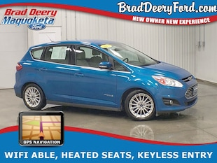 2013 Ford C-Max Hybrid SEL w/ Htd Seats, Navigation & Keyless Entry Hatchback