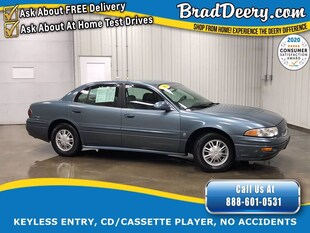 2002 Buick LeSabre Custom w/ No Accidents Sedan