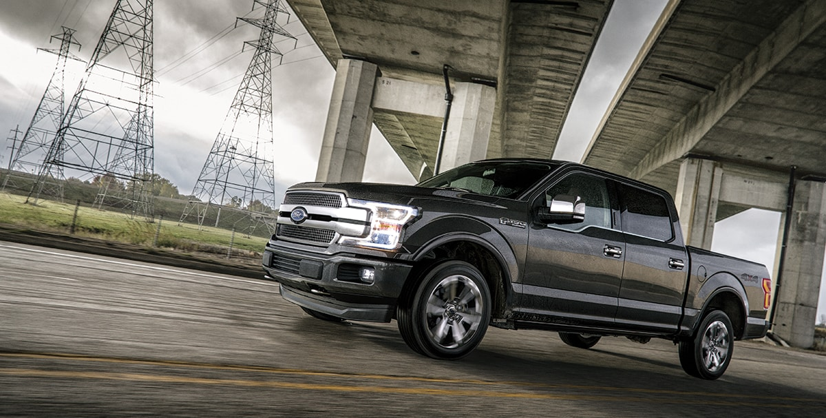 Ford F-150 vs  the Competition | Brad Deery Ford
